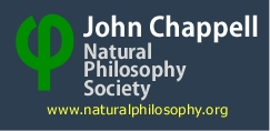 The John Chappell Natural Philosophy Society