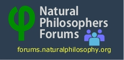 The Natural Philosophers Forums
