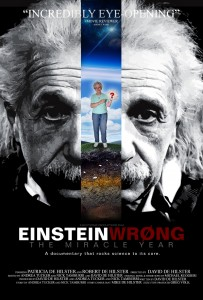 Einstein Wrong Poster 27x40 800w