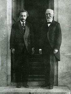 Einstein and Lorentz