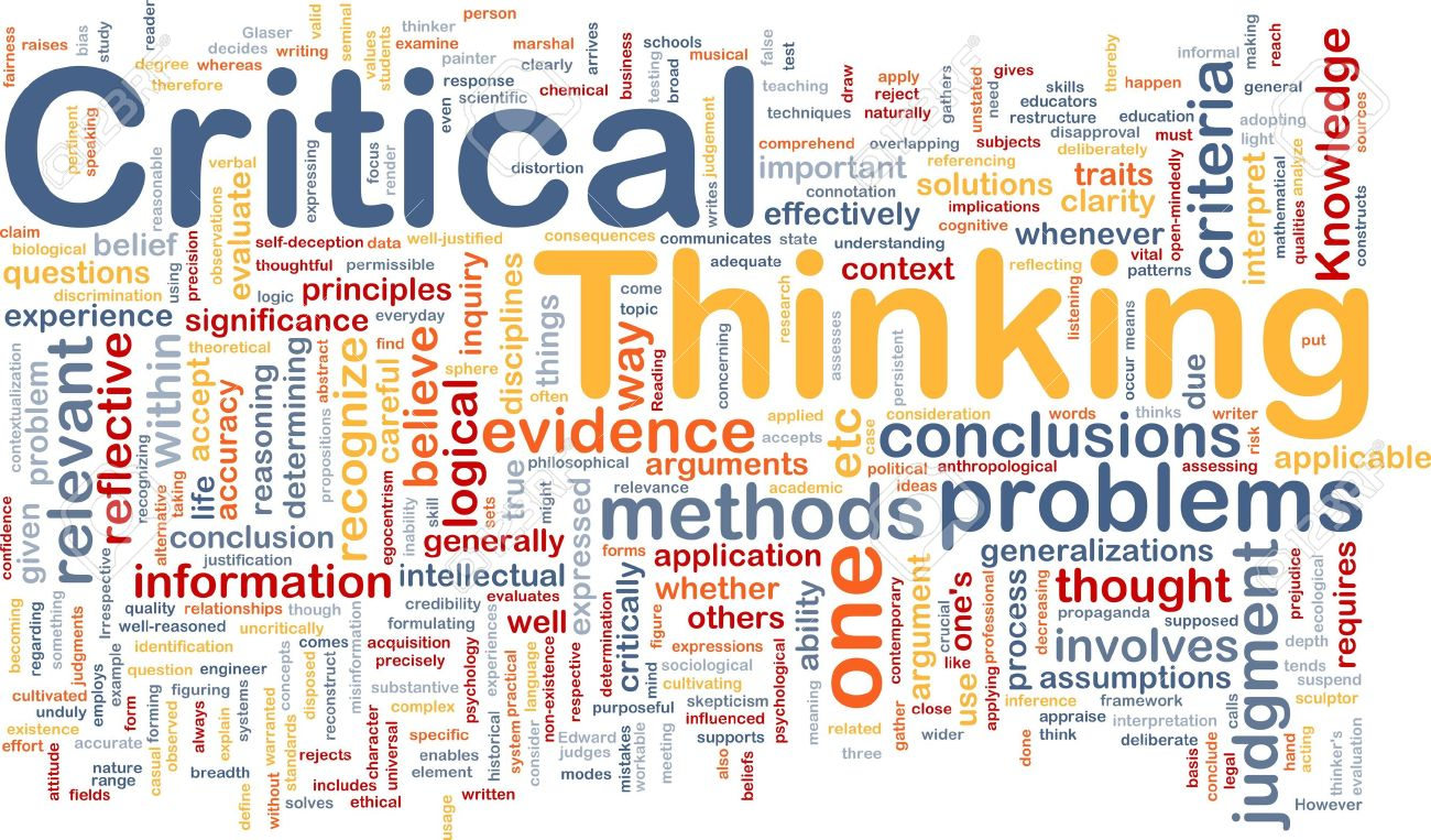 the value of critical thinking skills In this course, leadership trainer and expert mike figliuolo outlines a series of techniques to help you develop your critical thinking skills he reveals how to .